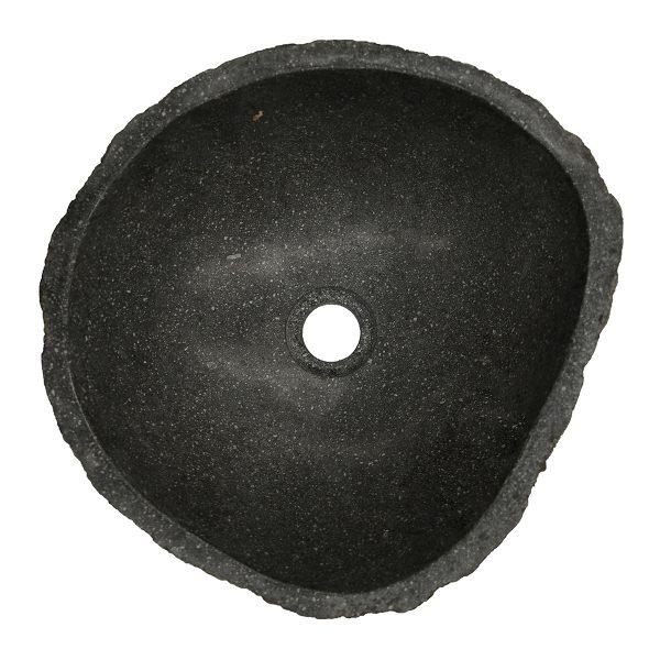 Ovalin de Piedra de Río (chico) 034OV-1-239