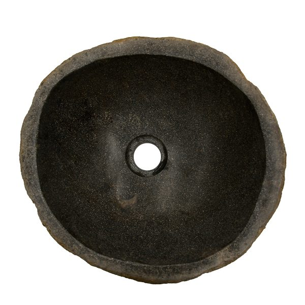 Ovalin de Piedra de Río (Chico) 034OV-1-242