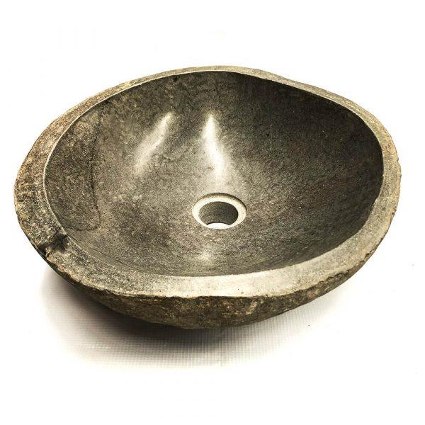 Ovalin de Piedra de Río (Mediano) 034OV-2-049