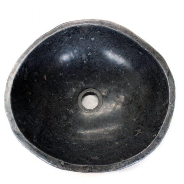 Ovalin de Piedra de Río (Mediano) 034OV-2-146
