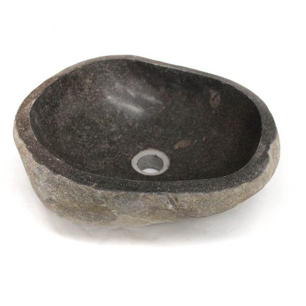 Ovalin de Piedra de Río (Mediano) 034OV-2-179