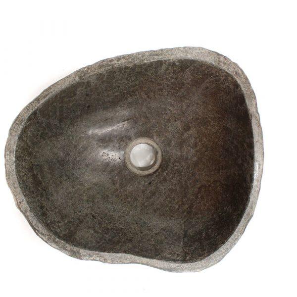 Ovalin de Piedra de Río (Mediano) 034OV-2-186