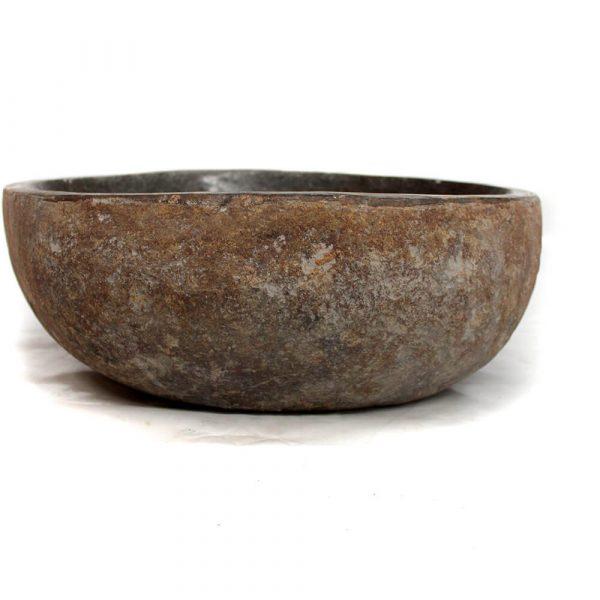 Ovalin de Piedra de Río (Mediano) 034OV-2-190
