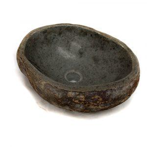 Ovalin de Piedra de Río (Mediano) 034OV-2-199