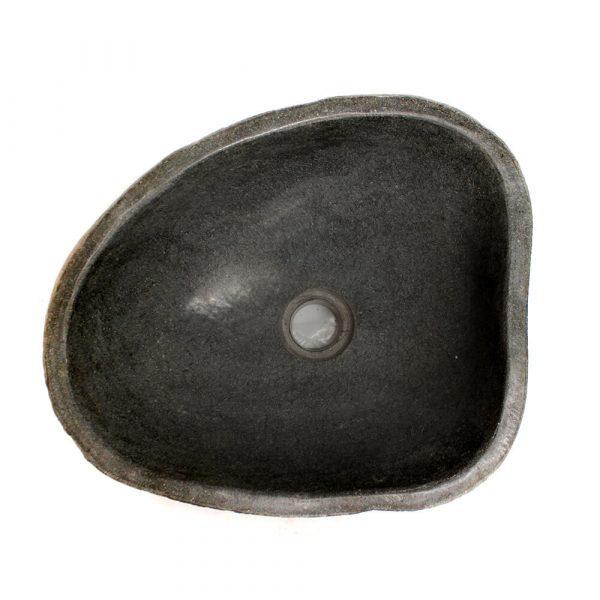 Ovalin de Piedra de Río (Mediano) 034OV-2-200