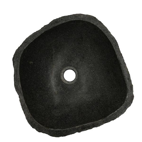 Ovalin de Piedra de Río (mediano) 034OV-2-237