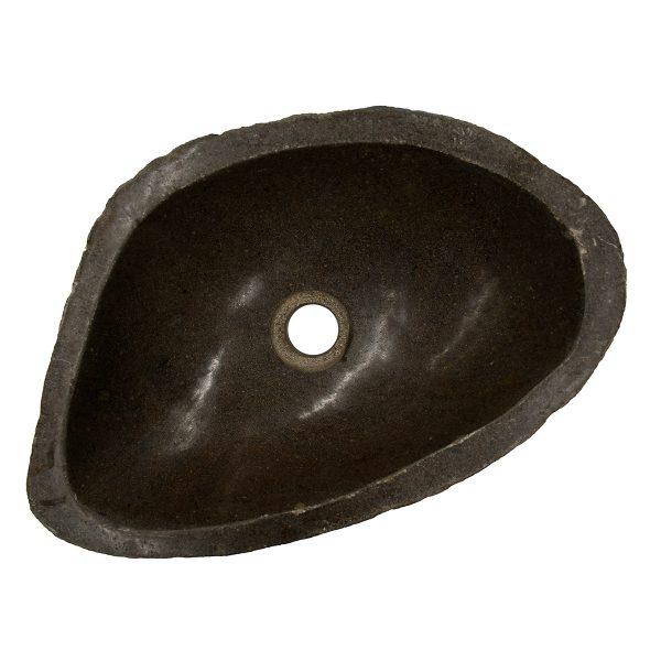 Ovalin de Piedra de Río (Grande) 034OV-3-244