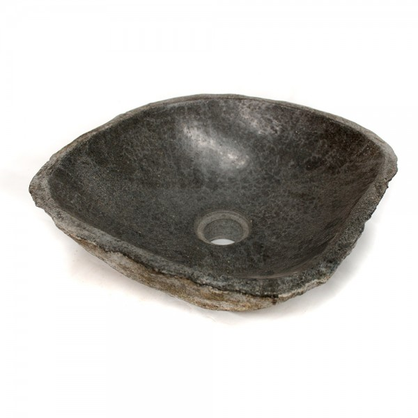 Ovalin de Piedra de Río 034OV-1-192
