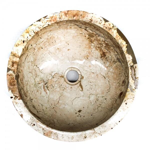 Ovalin de Marmol (Mediano) 034OV-2-073