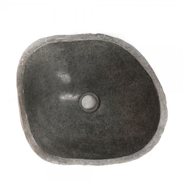 Ovalin de Piedra de Río (Mediano) 034OV-2-162