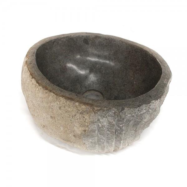 Ovalin de Piedra de Río (Mediano) 034OV-2-166