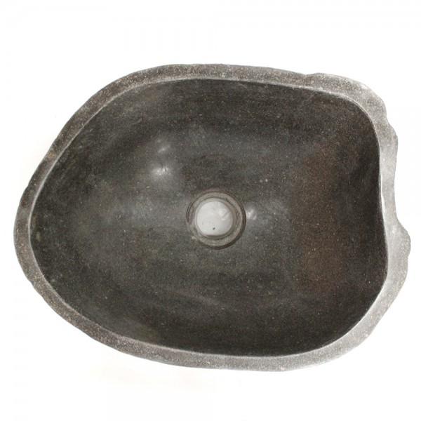 Ovalin de Piedra de Río (Mediano) 034OV-2-167