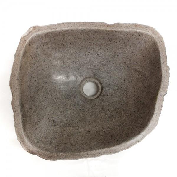 Ovalin de Piedra de Río (Mediano) 034OV-2-170
