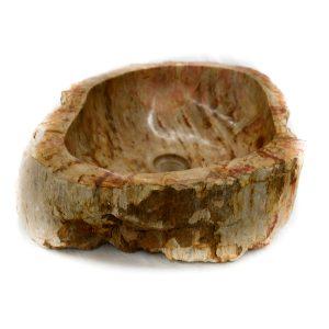 Ovalin de Madera Petrificada (Mediano) 046MP-3040-262