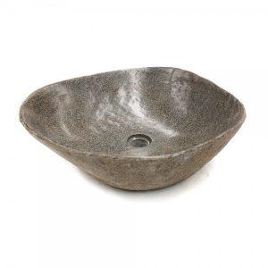 Ovalin de Piedra de Río Cascaron (Mediano) 061OV-CC-4050-231