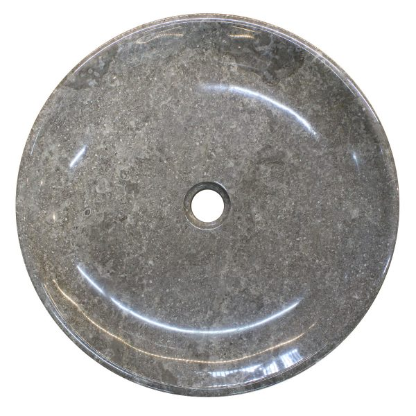 Ovalin de marmol